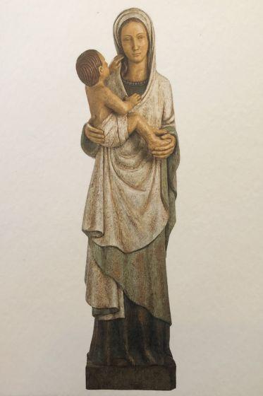 Gebedskaart - O Maria