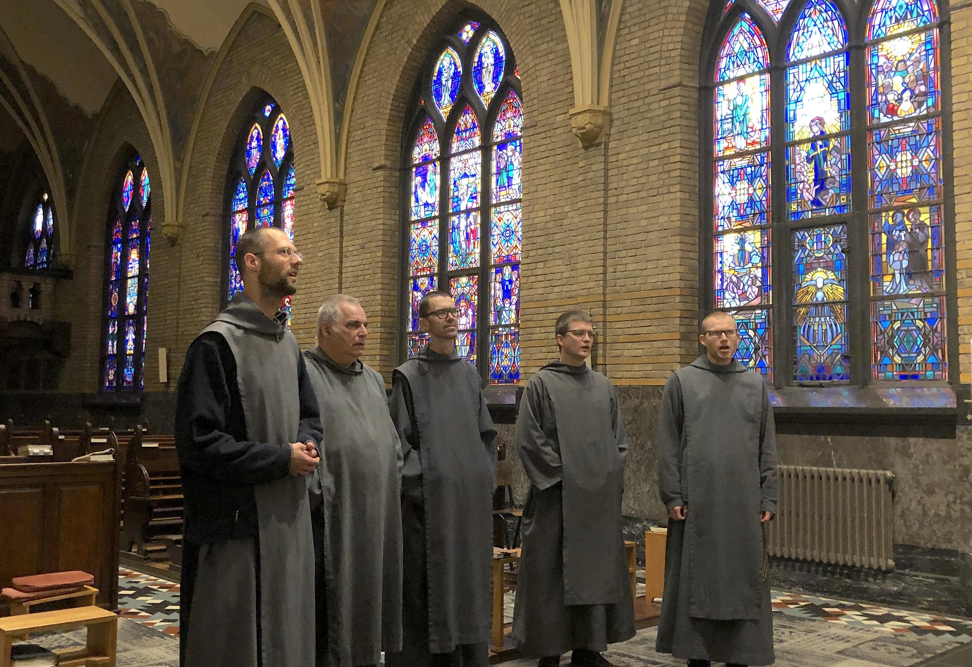 Broeders in Den Haag