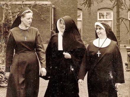 Zusters van Liefde